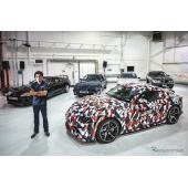 トヨタ スープラ 新型のプロトタイプと多田氏