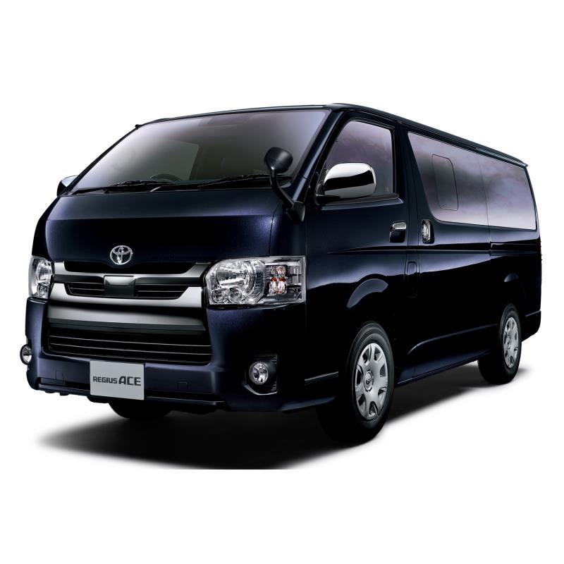 """「トヨタ・ハイエース スーパーGL""""DARK PRIME II""""(2WD・2800ディーゼル・..."""