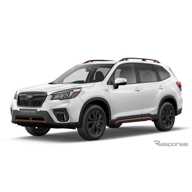 SUBARU(スバル)の米国部門、スバルオブアメリカは8月16日、新型『フォレスター』(Subaru Forester)の価...