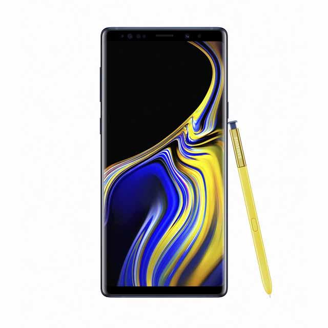 【スマホ】サムスンが世界最高級スマホ「Galaxy Note9」発表 Bluetooth対応Sペン附属 大容量メモリー YouTube動画>1本 ->画像>22枚