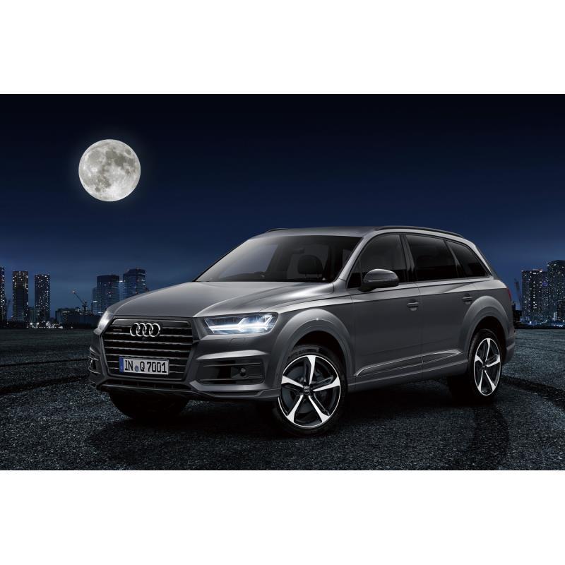 アウディ ジャパンは2018年8月20日、SUV「Q7」に特別仕様車「samurai edition(サムライエディション)」を...