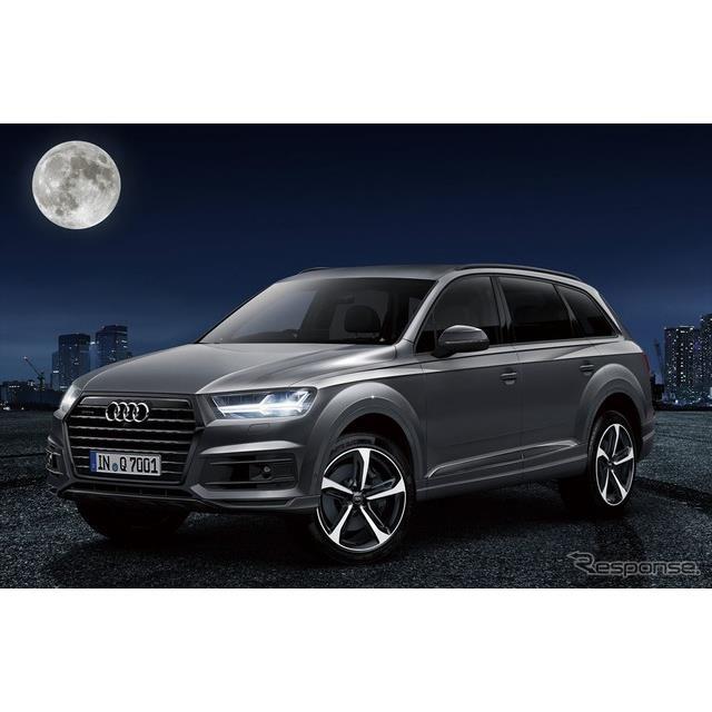 アウディジャパンは、アウディSUVのトップモデル『Q7』(Audi Q7)に70台限定の特別仕様車「サムライエディ...