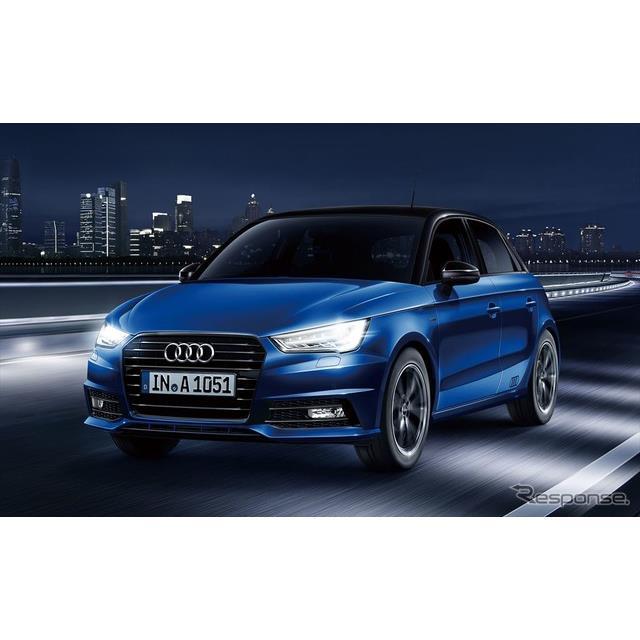 アウディジャパンは、コンパクトモデル『A1スポーツバック』(Audi A1 Sportback)をベースとした限定モデ...