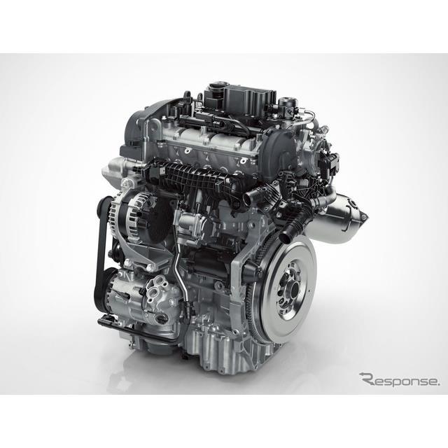 ボルボカーズは8月21日、新型コンパクトSUVのボルボ『XC40』(Volvo XC40)に、新開発の直噴1.5リットル直...