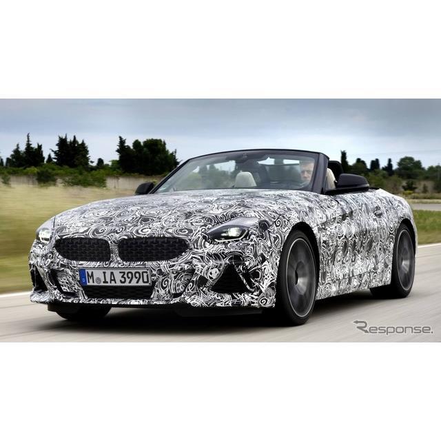 BMWは8月21日、米国で8月24日に開催される「ペブルビーチ・コンクール・デレガンス2018」(Pebble Beach Co...