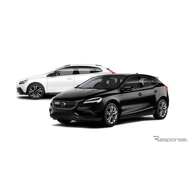 ボルボ・カー・ジャパンは、コンパクトハッチバック『V40』および『V40クロスカントリー』(Volvo V40 / V4...