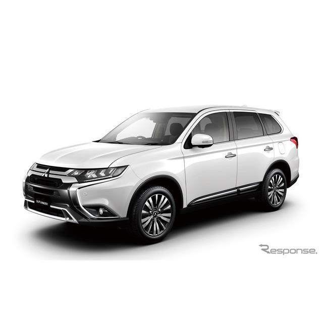 三菱自動車はミッドサイズSUV『アウトランダー』を一部改良し、8月23日より販売を開始した。  今回の改良...