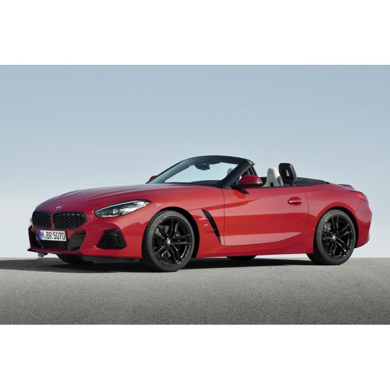 独BMWは2018年8月23日(現地時間)、米国カリフォルニア州のぺブルビーチ・ゴルフリンクスにおいて、新型「...
