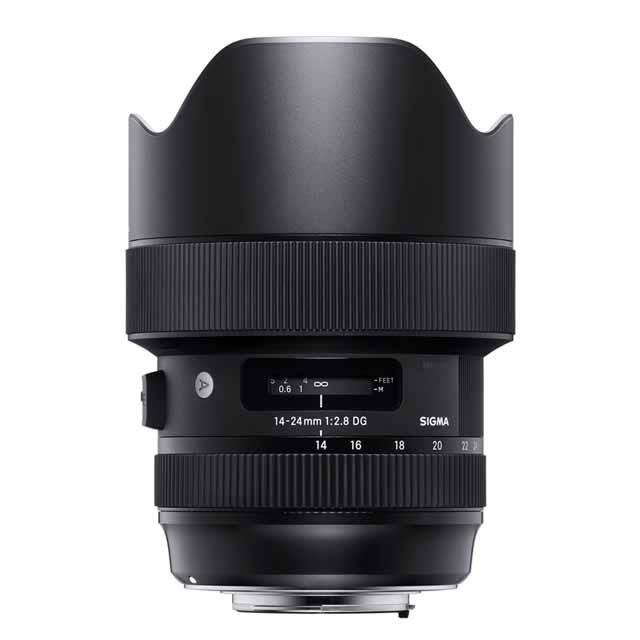 「SIGMA 14-24mm F2.8 DG HSM | Art」