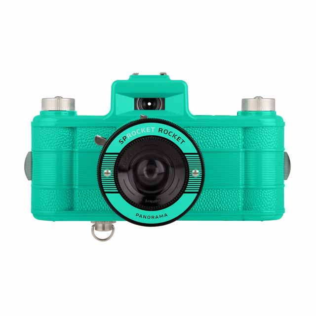「Sprocket Rocket Teal 2.0」を