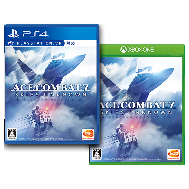 ト「ACE COMBAT 7:SKIES UNKNOWN」」