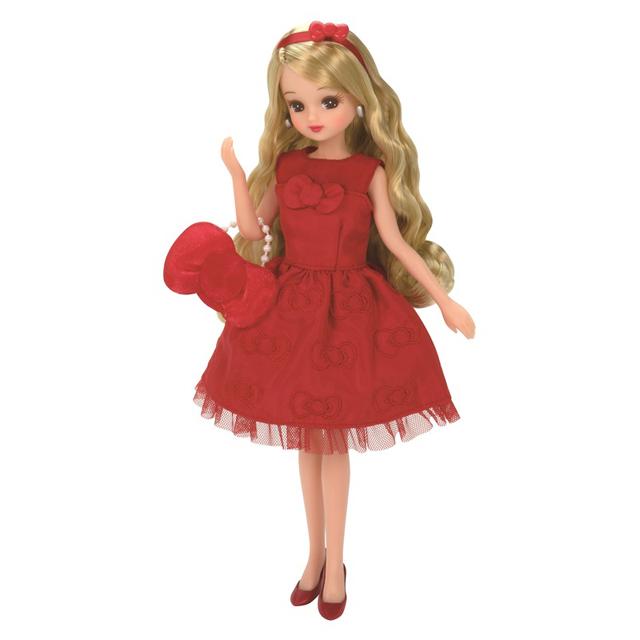 「LiccA Stylish Doll Collections ハローキティ セレブレーション スタイル」