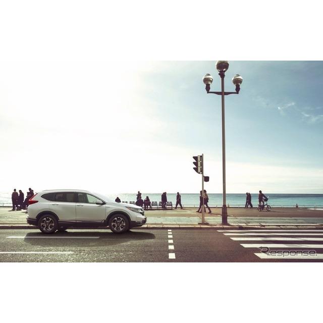 ホンダCR-V新型