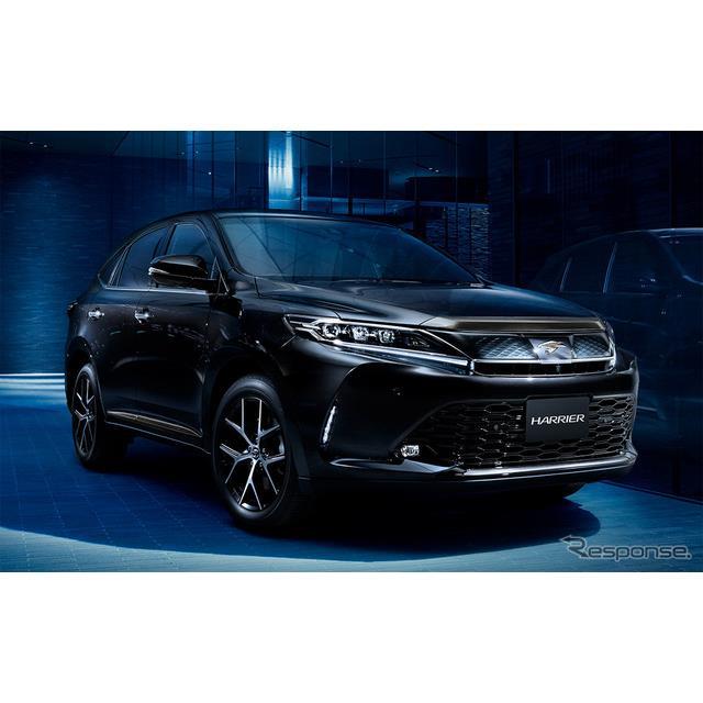 トヨタ自動車は、クロスオーバーSUV『ハリアー』に特別仕様車「スタイルブルーイッシュ」を設定し、9月3日...