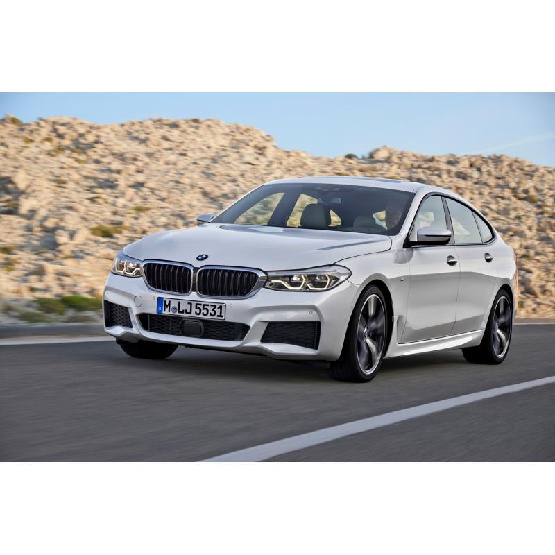 BMWジャパンは2018年8月30日、「6シリーズ グランツーリスモ」に新グレード「630i」を追加し、販売を開始し...