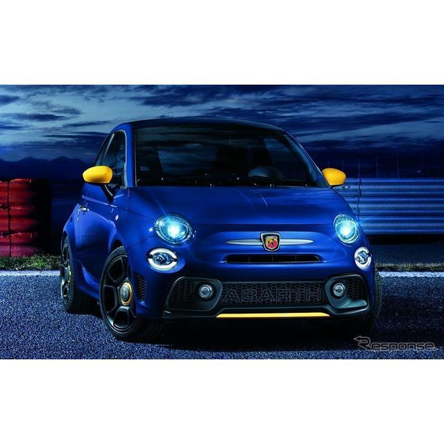 ●ハッチバックとカブリオの2ボディ  フィアットの高性能車部門、アバルトは9月3日、アバルト『595』シリ...
