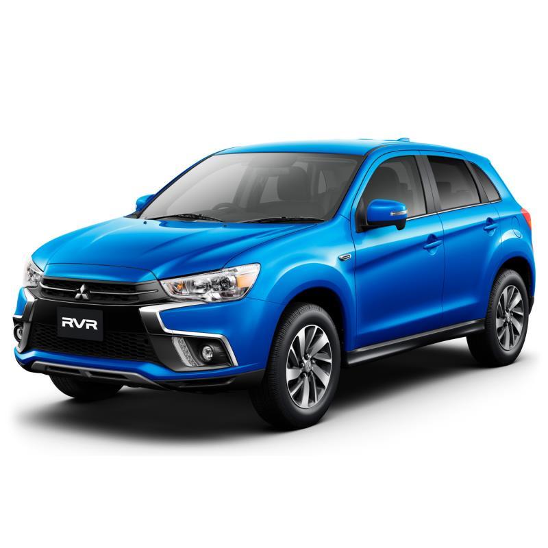 三菱自動車は2018年9月6日、コンパクトSUV「RVR」に一部改良を実施し、同日販売を開始した。  今回の改良...