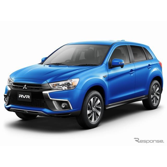 三菱自動車は、コンパクトSUV『RVR』を一部改良、安全装備を充実させ、9月6日より販売を開始した。  今回...