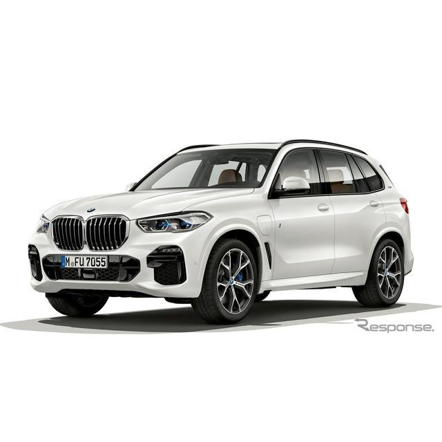 BMWは9月6日、SUVの新型『X5』(BMW X5)に高性能なプラグインハイブリッド車(PHV)、「xDrive 45e iPerfo...