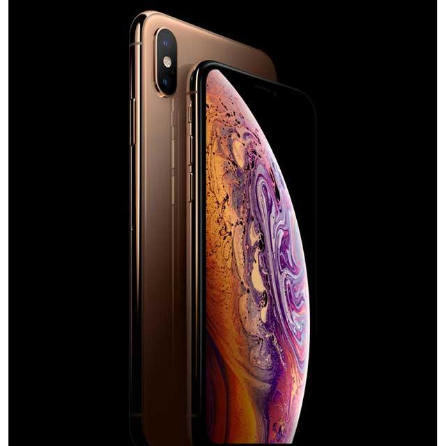 「iPhone XS」「iPhone XS Max」