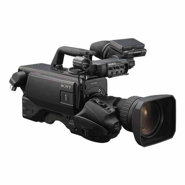 マルチフォーマットポータブルカメラ『HDC-3500』