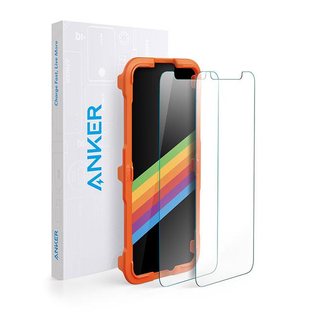 Anker GlassGuard iPhone XS/XS Max/XR用