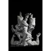 キン肉マン史上初、悪魔将軍の「神威の断頭台」を再現した全高40cmのフィギュア