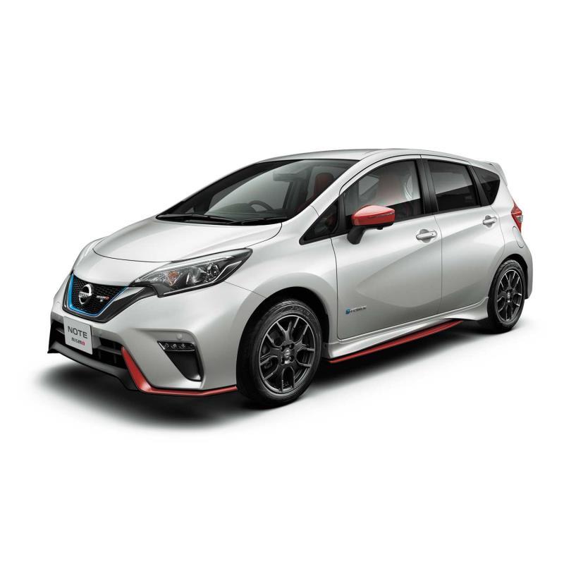 日産自動車は2018年9月25日、「ノートe-POWER NISMO」のパワーアップバージョンとなる「ノートe-POWER NISM...
