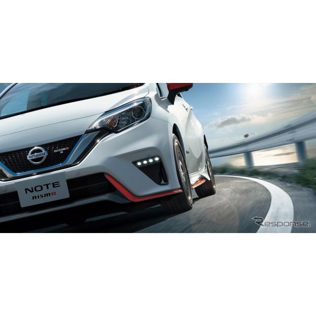 日産自動車は、『ノート e-POWER NISMO』にハイスペック仕様の『ノート e-POWER NISMO S』を追加設定し、9...