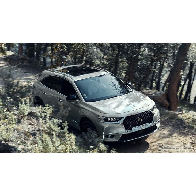 ●最上級クロスオーバーにプラグインハイブリッド車  PSAグループの高級車ブランド、DSは9月24日、フラン...