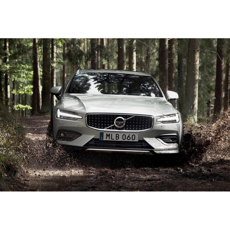 スウェーデンのボルボ・カーズは2018年9月25日(現地時間)、新型「ボルボV60クロスカントリー」を発表した...
