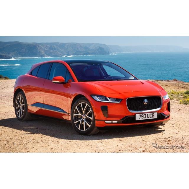 ジャガー・ランドローバー・ジャパンは、ジャガー初の電気自動車(EV)『I-PACE』を発表、9月26日より受注...