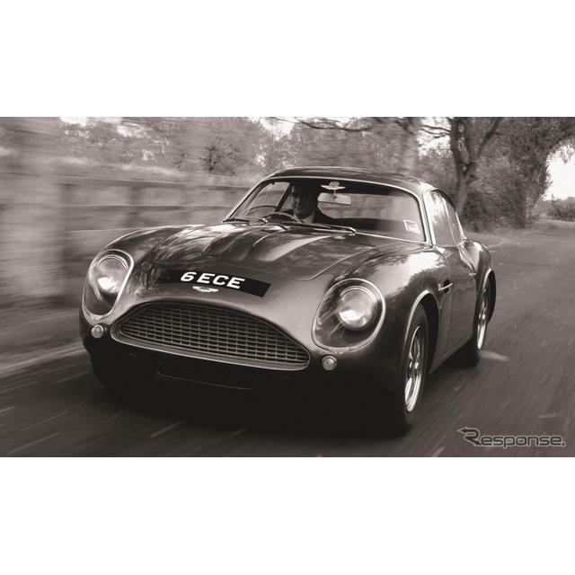 アストンマーティン DB4 GT Zagato Continuation