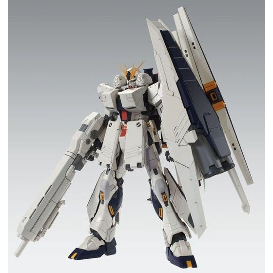 「MG 1/100 νガンダム HWS Ver.Ka」