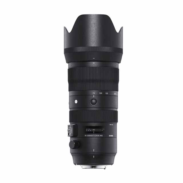 「SIGMA 70-200mm F2.8 DG OS HSM | Sports」