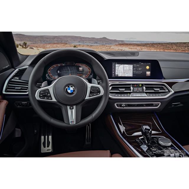 BMWは9月28日、フランスで10月2日に開幕するパリモーターショー2018で初公開する予定の新型『3シリーズセダ...