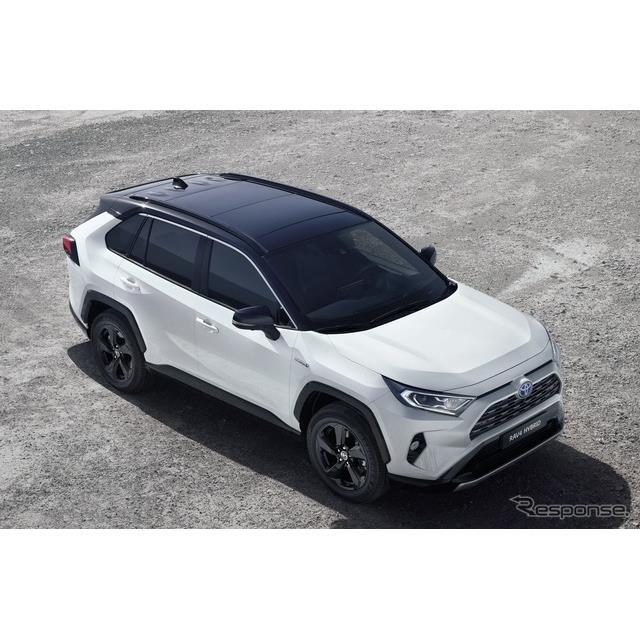 価格.com - トヨタ RAV4ハイブリッド 新型、ブランド初のデジタルミラー設定