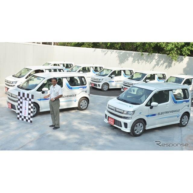 スズキのインド子会社、マルチスズキ(Maruti Suzuki) は10月9日、2020年までに現地でEVを発売する目標に...