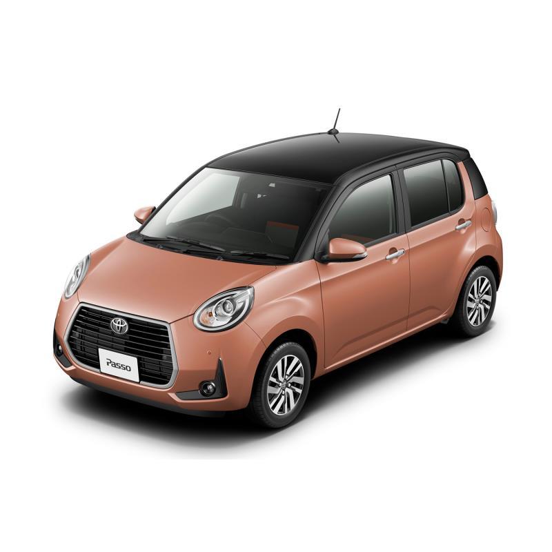 トヨタ自動車は2018年10月10日、マイナーチェンジしたコンパクトカー「パッソ」を発表。同日、販売を開始し...