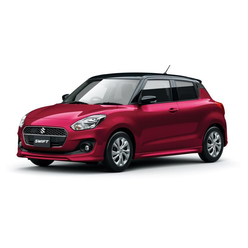 スズキは2018年10月11日、コンパクトカー「スイフト」に特別仕様車「XRリミテッド」を設定し、同日、販売を...