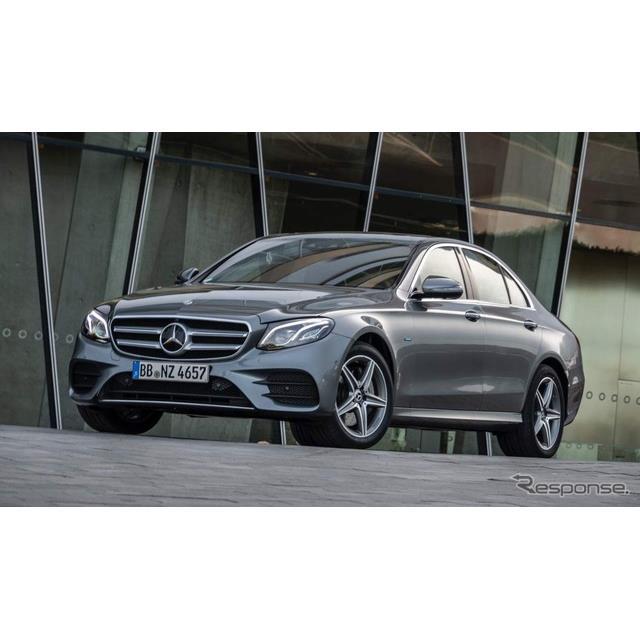メルセデスベンツは10月11日、『Eクラス』(Mercedes-Benz E-Class)のプラグインハイブリッド車(PHV)の...