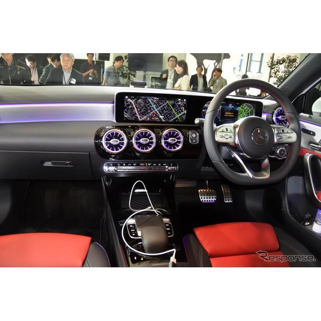 メルセデス・ベンツ日本は10月18日、全面改良した『Aクラス』(Mercedes-Benz A-Class)の受注を開始した。...