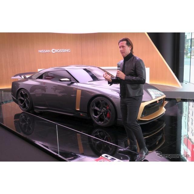 GT-R50 by イタルデザインとアルバイサ専務執行役員