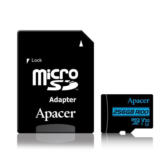 microSDXC UHS-I U3 V30