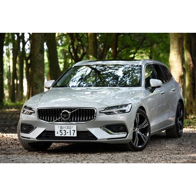 ボルボ・カー・ジャパンは、9月25日よりミッドサイズステーションワゴン『V60』(Volvo V60)新型を日本市...