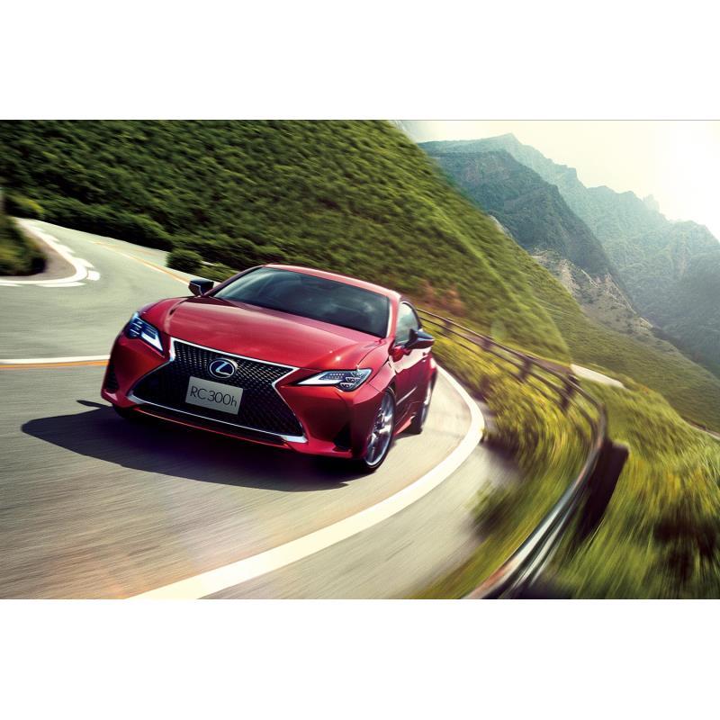 トヨタ自動車は2018年10月31日、レクサスの2ドアクーペ「RC」をマイナーチェンジし、同日販売を開始した。...