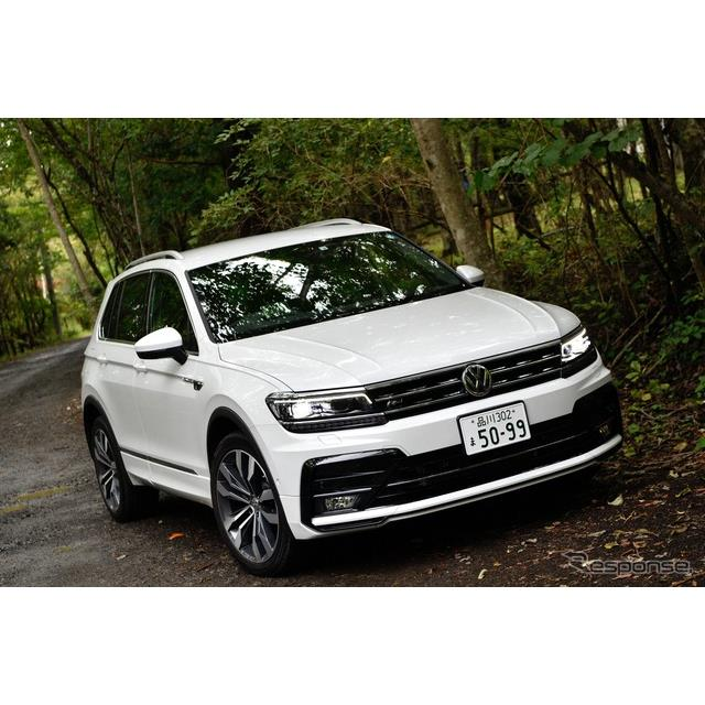 VW ティグアンTDI 4モーション R-ライン(Tiguan TDI 4MOTION R-LINE)