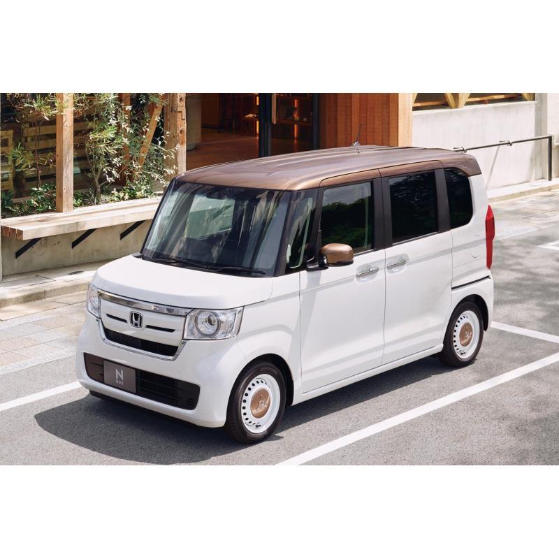 本田技研工業は2018年11月1日、軽乗用車「N-BOX」に特別仕様車「COPPER BROWN STYLE(カッパーブラウンスタ...