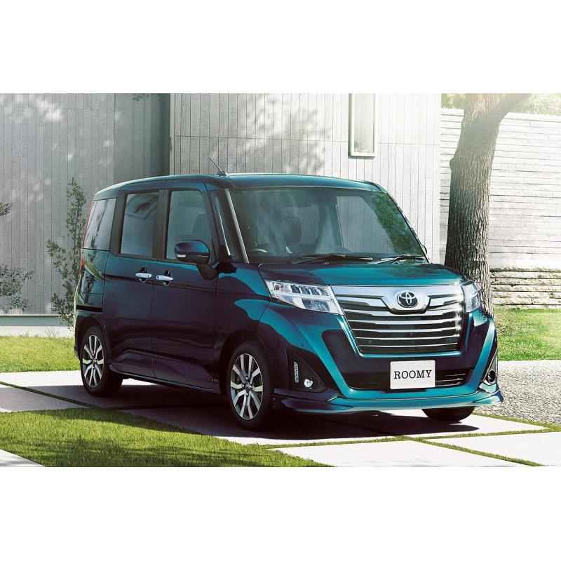 トヨタ自動車は2018年11月1日、トールワゴンタイプのコンパクトカー「ルーミー/タンク」に一部改良を施す...