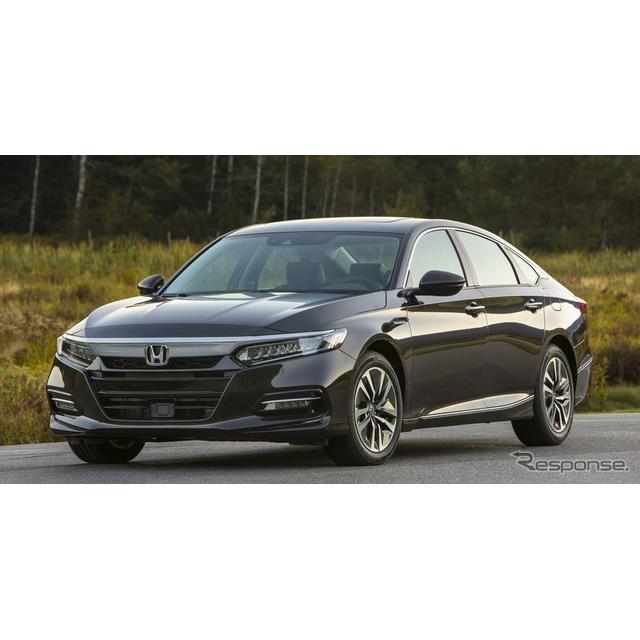 ◆2万3720ドルから  ホンダの米国法人、アメリカンホンダは10月31日、『アコード』(Honda Accord)の201...